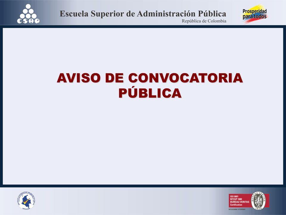Las entidades están en la obligación de publicar las razones por las cuales se acogen o rechazan las observaciones a los proyectos de pliegos