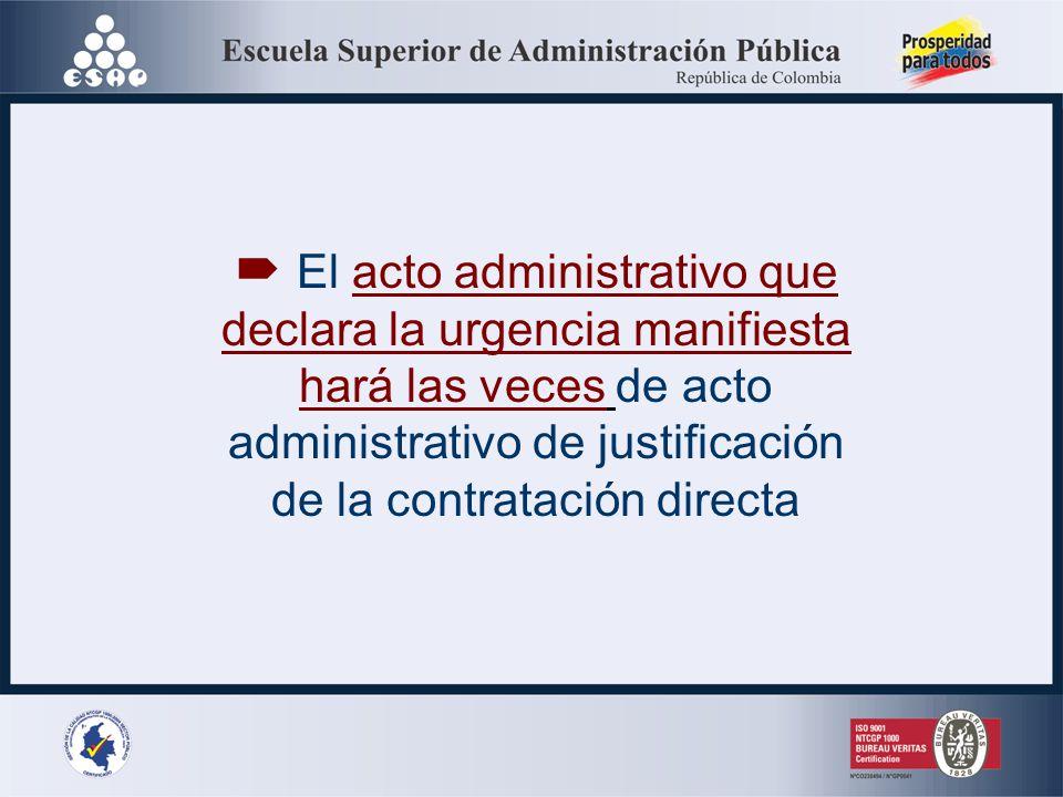 En los contratos de empréstitos, bienes y servicios reservados e interadministrativos del Ministerio de Hacienda con BanRepública, no se requiere acto