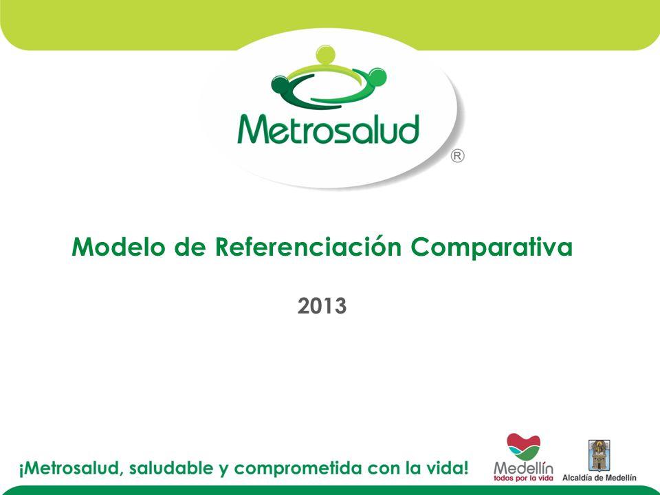 Modelo de Referenciación Comparativa 2013