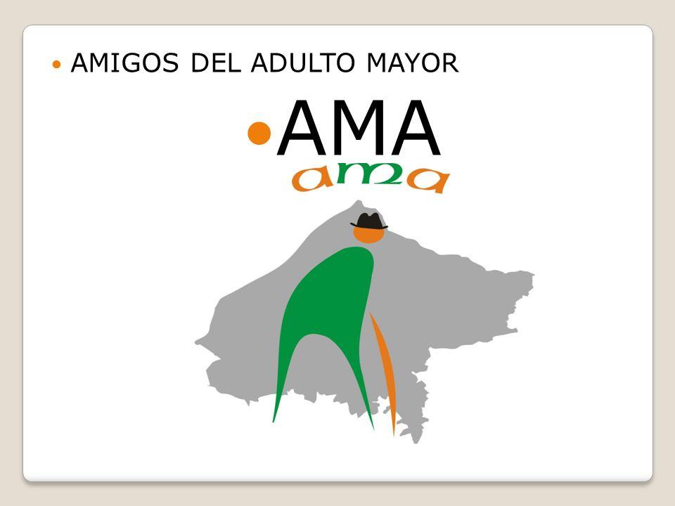 AMIGOS DEL ADULTO MAYOR AMA