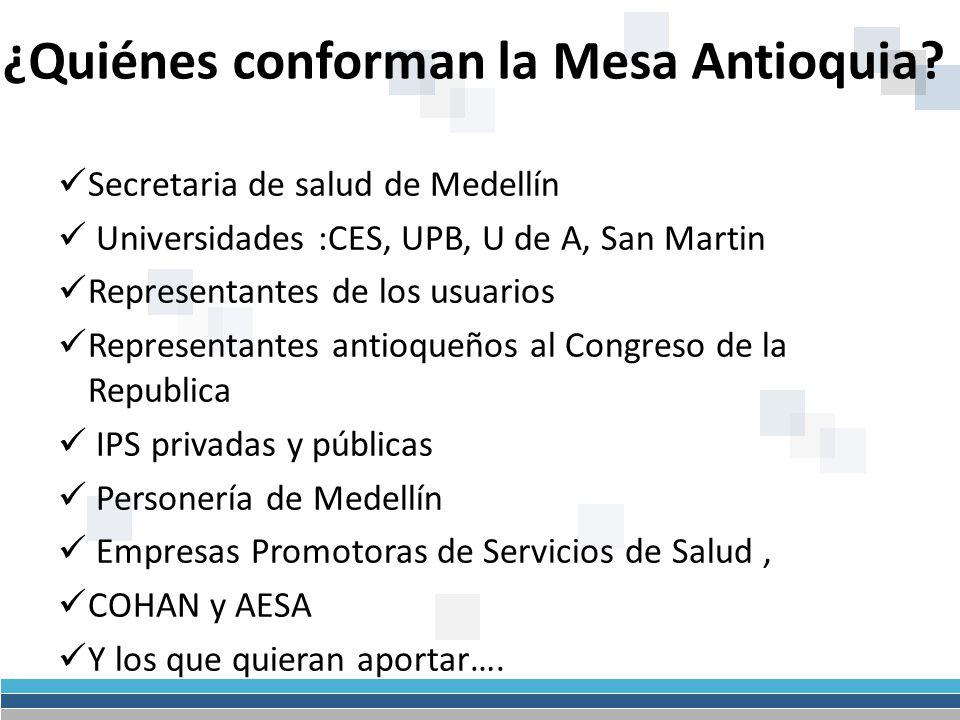 MESA PRESTACIÓN DE SERVICIOS Discusión e inquietudes Consensos Avances…estructura de decreto