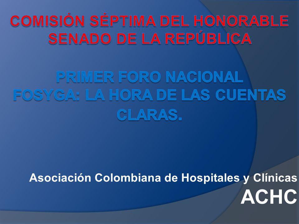 Asociación Colombiana de Hospitales y Clínicas ACHC