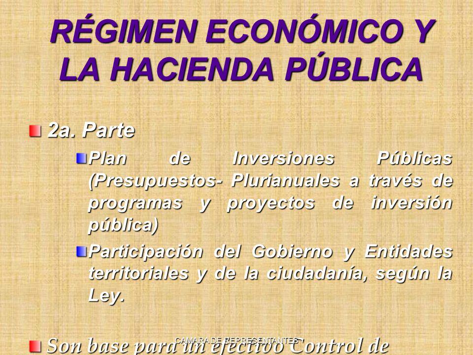 """La presentaci�n """"LA CONSTITUCI�N POL�TICA Y EL SISTEMA DE CONTROL ..."""