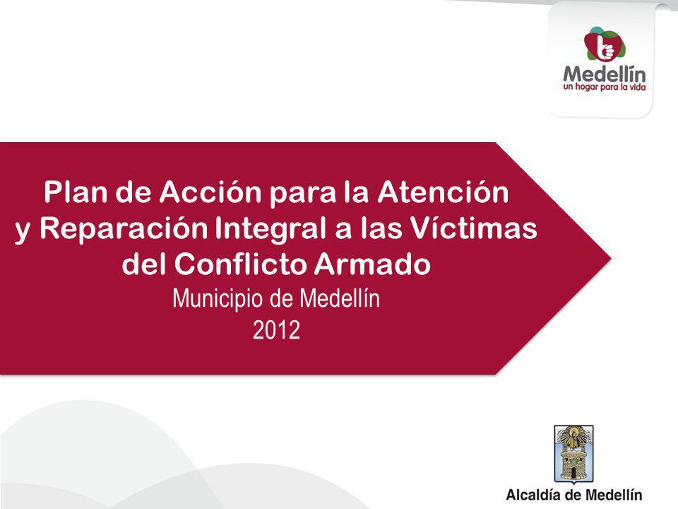 Establecer el marco de actuación, generando capacidad de respuesta Institucional y permitiendo una atención oportuna de la población, en la atención, asistencia y reparación integral a las víctimas del conflicto armado interno.