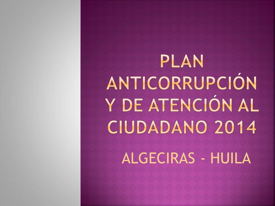 ALGECIRAS - HUILA