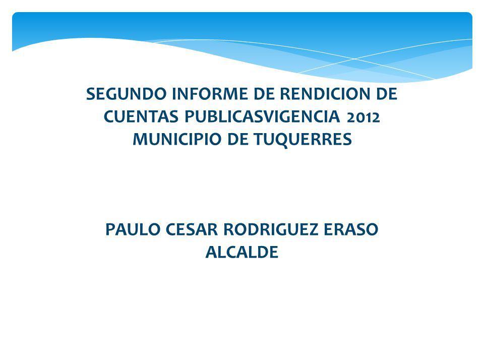 GESTION SECRETARIA DE OBRAS PLANEACION Y VIVIENDA VIGENCIA 2012 Funcionario Público: Danny Cárdenas López.