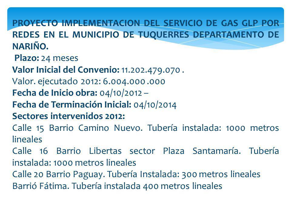 Gestión para la conformación y renovación del Consejo Territorial de Planeación del Municipio de Túquerres.