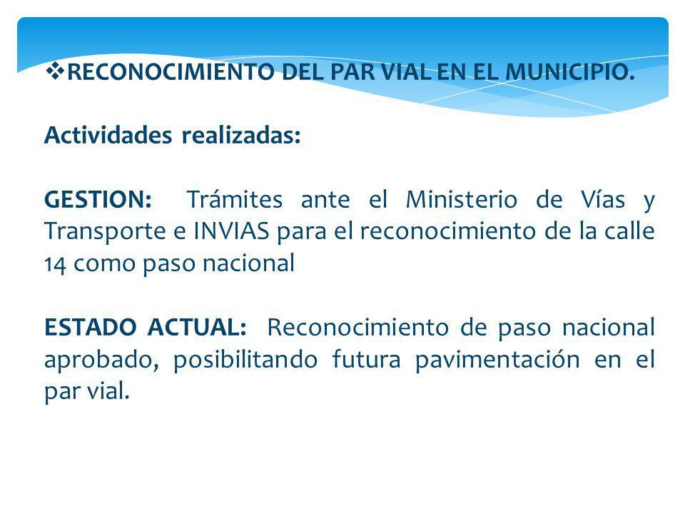 CONSTRUCCION Y ADECUACION CENTROS EDUCATIVOS EN EL CORREGIMIENTO DE YASCUAL.