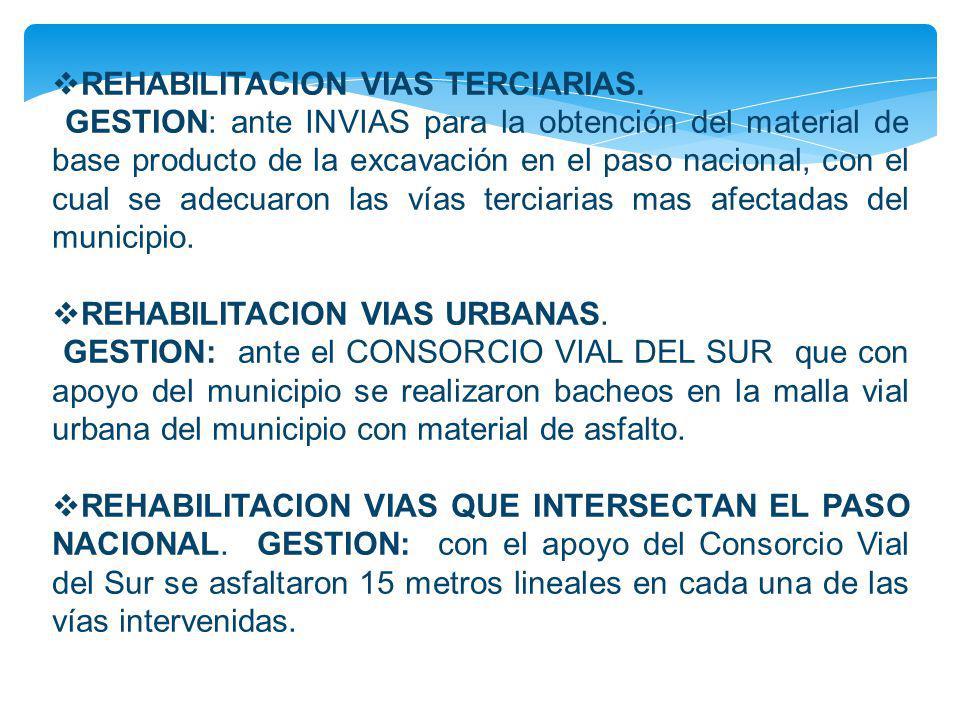 PROYECTO DE CONSTUCCION ALCANTARILLADO PLUVIAL SECTOR PASO NACIONAL.