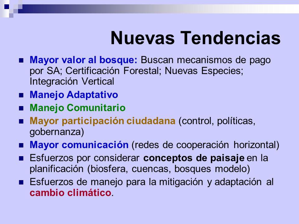 Criterios e Indicadores para la Ordenación Forestal Sostenible CRITERIO 2.