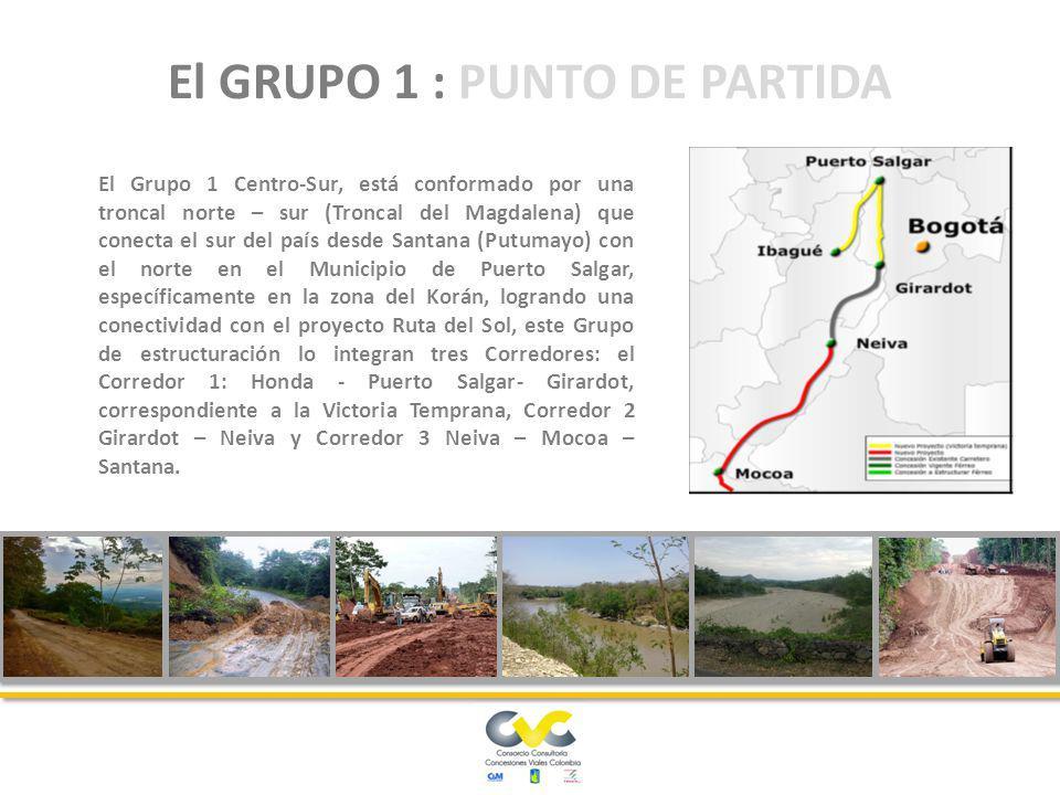 EL ESTRUCTURADOR El Estructurador Integral es el Consorcio Consultoría Concesiones Viales Colombia, conformado por: ANAS : Empresa italiana más import