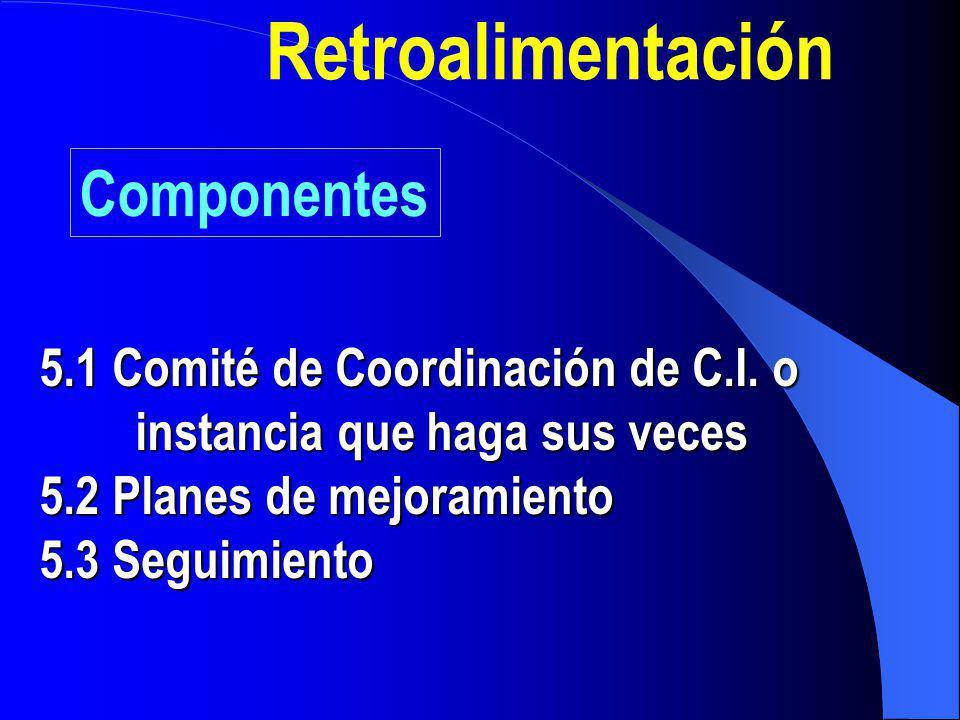 4.1 Memoria Institucional 4.2 Manuales 4.3 Normas y disposiciones internas Documentación Componentes