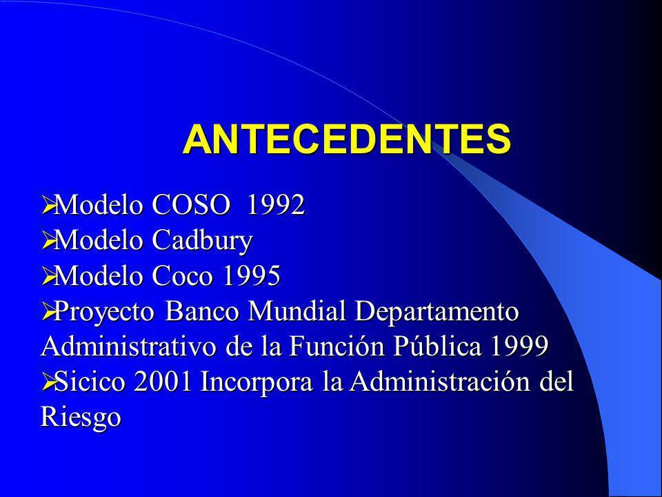 Articulo 4 del Decreto 1537 del 26 de junio de 2001 La identificación y análisis del riesgo debe ser un proceso permanente e interactivo entre la admi