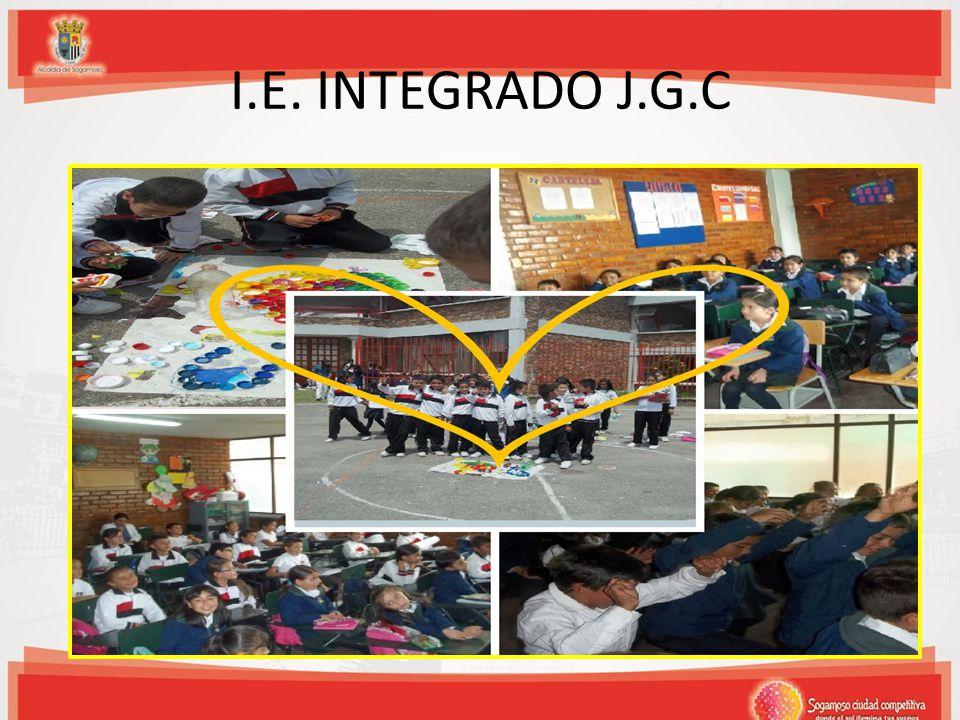 I.E. INTEGRADO J.G.C