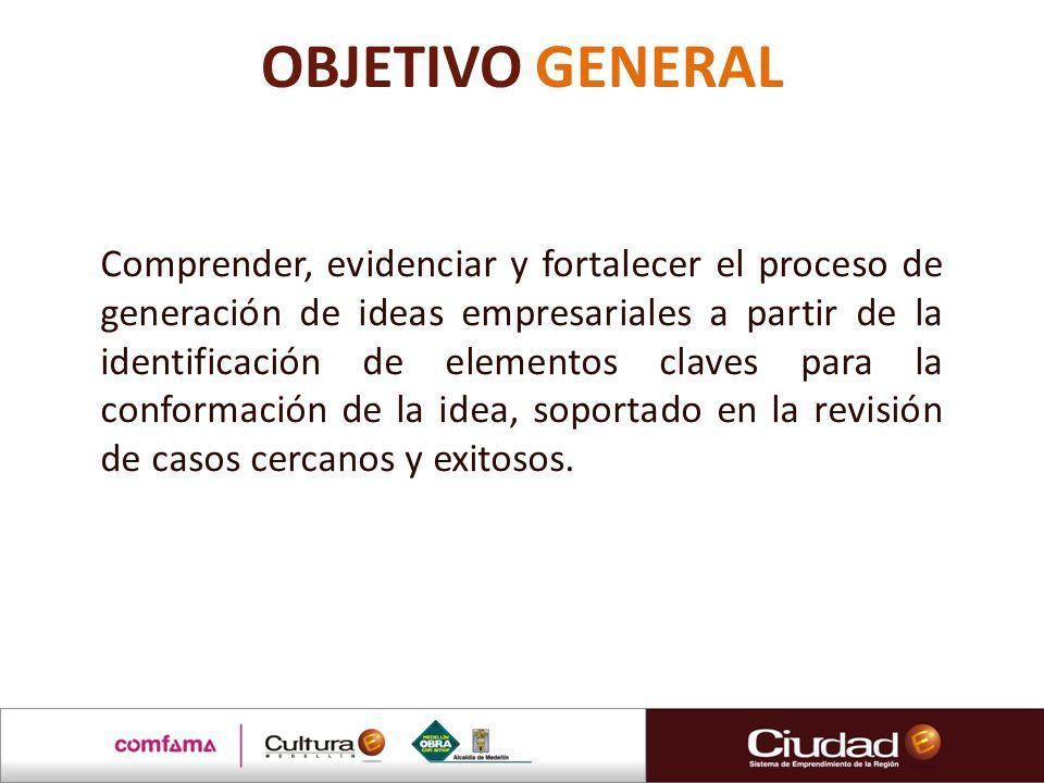 CONTEXTO PARA GENERAR IDEAS DE NEGOCIOS Existencia de la ley 1014 de 2006 que obliga a los colegios a incorporar el tema de emprendimiento en los currículos.
