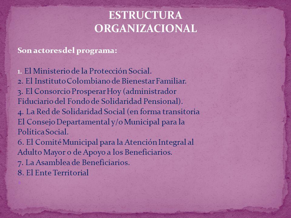 CARACTERÍSTICAS DEL SUBSIDIO ECONÓMICO El Programa de Protección Social al Adulto Mayor es una iniciativa de asistencia social que consiste en un subsidio económico que es entregado en efectivo y en servicios sociales complementarios, en la modalidad directa, y en servicios sociales básicos y efectivos, en la modalidad indirecta.