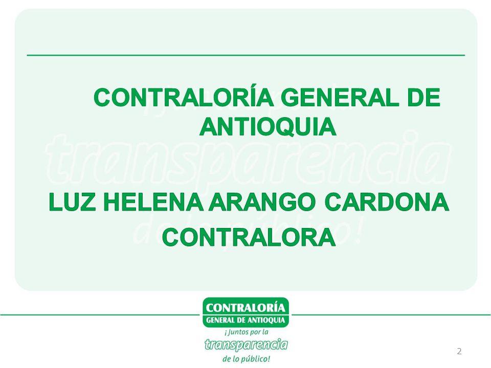 13 2. INFORME FISCAL Y FINANCIERO 2012 (Cifras en pesos)