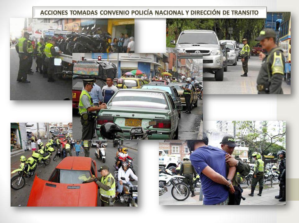 5 TOTAL INFRACCIONES DESDE ENERO JUNIO DE 2013 INFRACCIONES MAS RELEVANTES CÓD.
