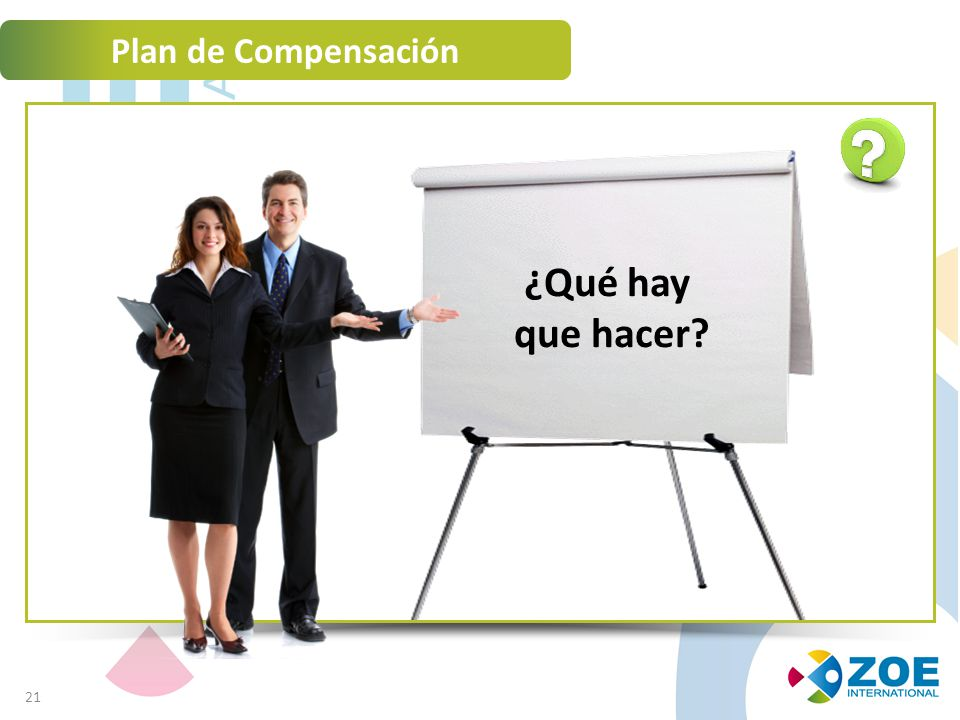 21 Plan de Compensación ¿Qué hay que hacer?