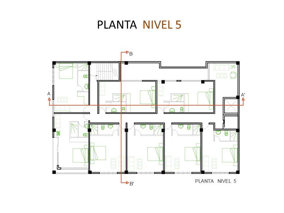 PLANTA NIVEL 5