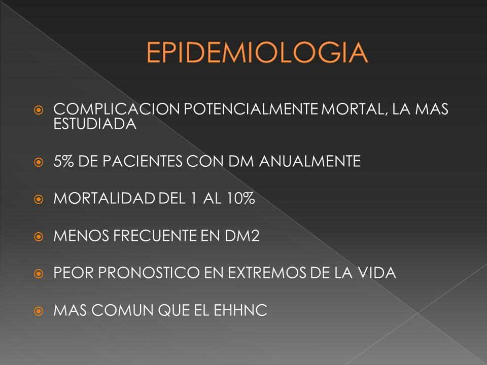 SIEMPRE DEBE ESPERARSE UN DEFICIT SE DEBE AÑADIR RUTINARIAMENTE A LOS LIQUIDOS IV A UNA VELOCIDAD DE 10 A 20 mEq/hora, EXCEPTO EN PACIENTES CON POTASIO MAYOR A 6, INSUFICIENCIA RENAL U OLIGURIA CONFIRMADA POR SONDAJE VESICAL PACIENTES CON HIPOPOTASEMIA DEBEN RECIBIR DOSIS ALTAS: 40 mEq/hora O MAS