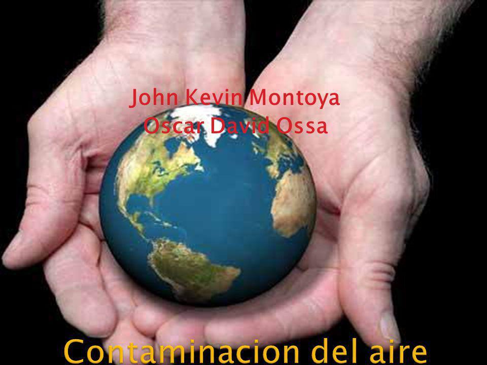 El planeta está constituido por una raza o ser natural la cual hace parte de un medio ambiente en el que se está afectado por medio de la contaminación ambiental.