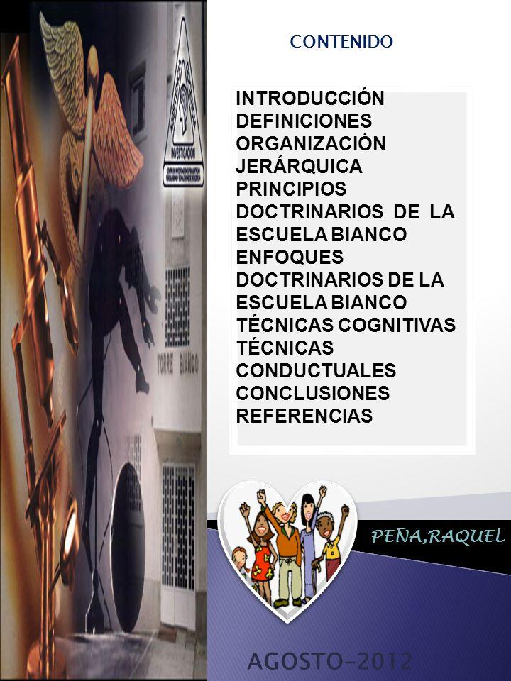 CENTRO DE INVESTIGACIONES,PSIQUIÁTRICAS PSICOLÓGICAS Y SEXOLÓGICAS DE VENEZUELA MAESTRÍA EN ORIENTACIÓN EN EDUCACIÓN PARA PADRES OCTUBRE-2012 PEÑA,RAQUEL