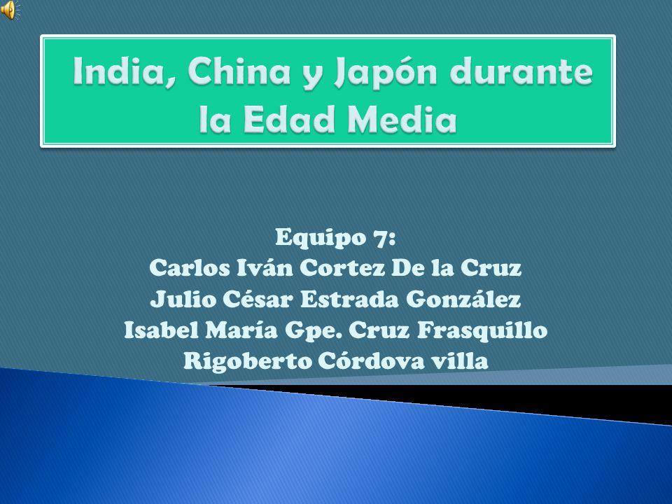 Equipo 7: Carlos Iván Cortez De la Cruz Julio César Estrada González Isabel María Gpe. Cruz Frasquillo Rigoberto Córdova villa
