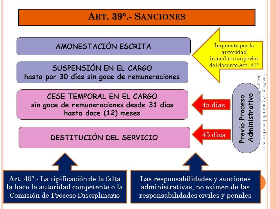 Art. 37°: Derechos: (Aspectos resaltantes) Recibir las asignaciones y los incentivos monetarios y no monetarios que se establezcan en la presente ley.