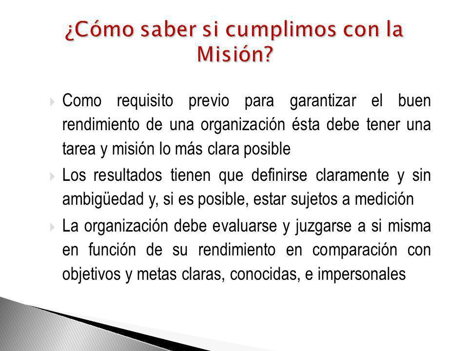 ¿Cuál es la razón de ser de nuestra organización? ¿Cuál es nuestro producto/servicio? (en términos de valor) ¿Quiénes son nuestros clientes? ¿Cuál es