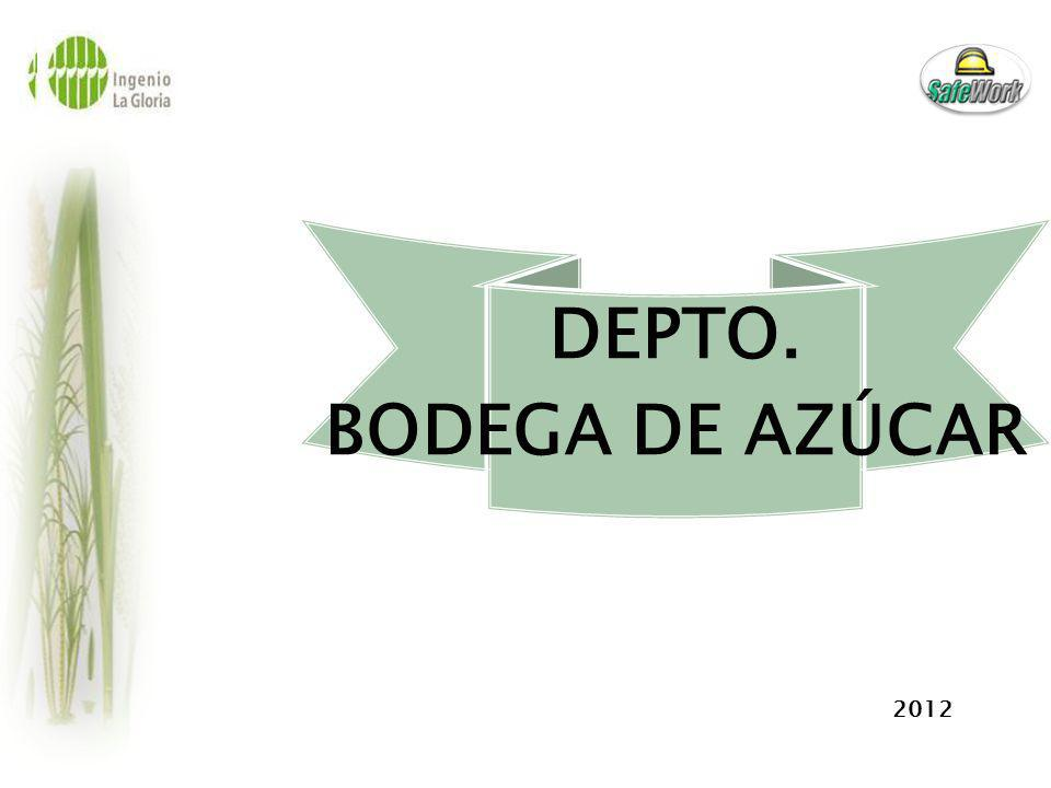 2012 ELABORACIÓN CLARIFICACIÓN EVAPORACIÓN CRISTALIZACIÓN