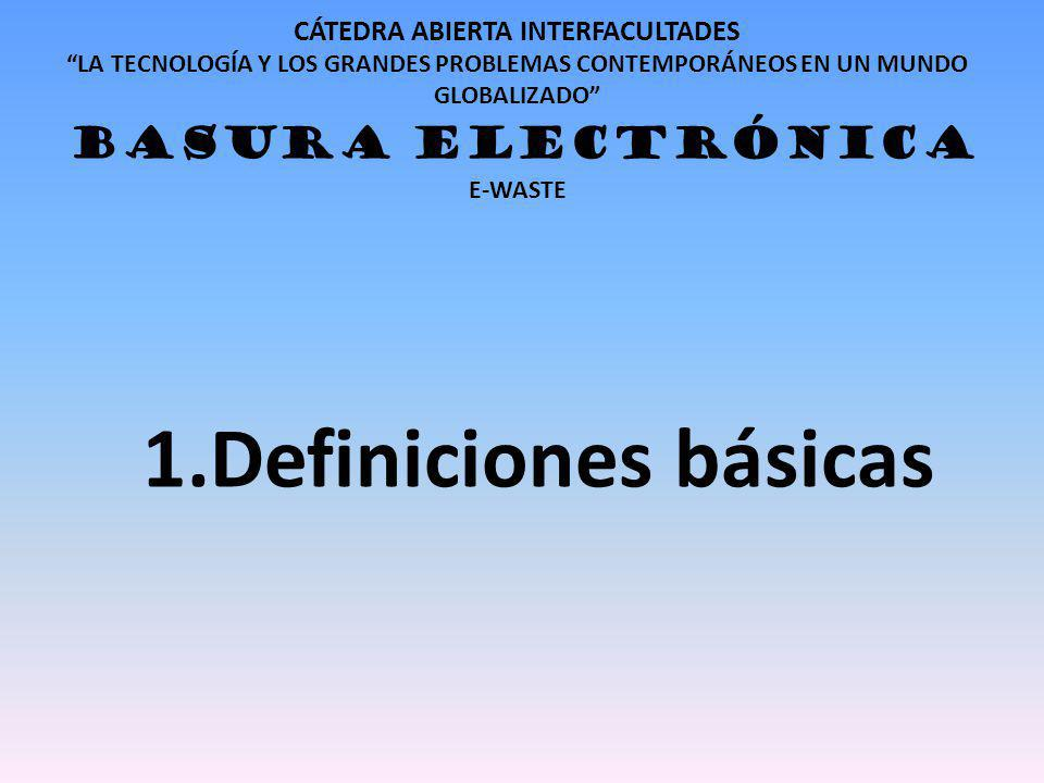 1.Definiciones básicas