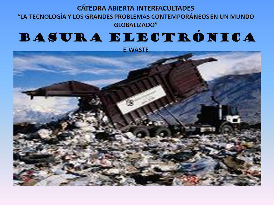REGULACION El parlamento europeo aprobó una directiva para reducir al mínimo la eliminación de residuos de aparatos eléctricos y electrónicos (RAEE) como residuos urbanos, no seleccionados, y para fomentar un diseño que facilite su desarmado, reutilización y el reciclado de residuos.