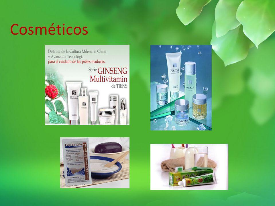 Cosmeticos Elaborado por Olga González Asesora en salud TIENS