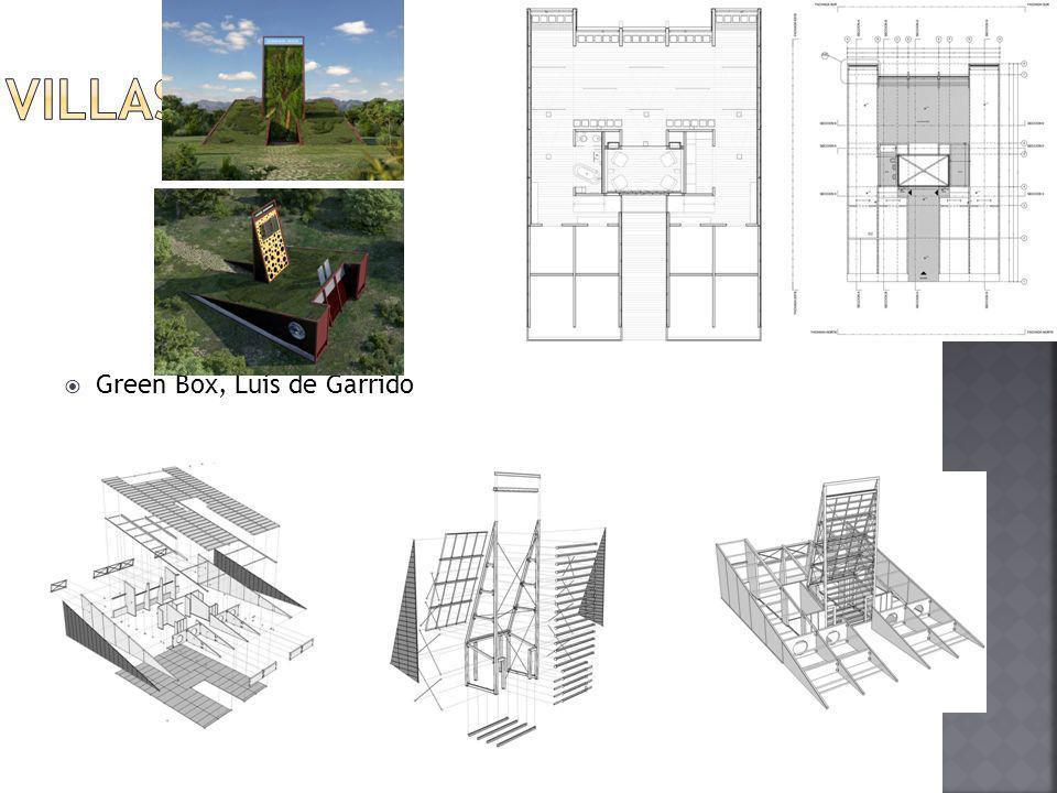 Green Box, Luis de Garrido