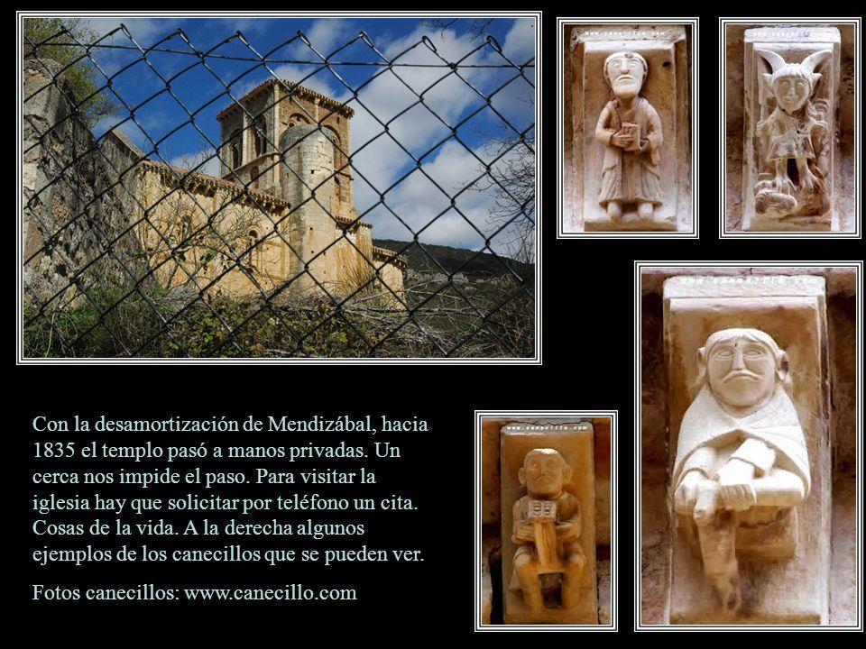 En el año 1.070 el Abad don Ovidio de Oña decidió levantar el templo. San Pedro de Tejada se convirtió en el receptor de los diezmos de pan y cebada d