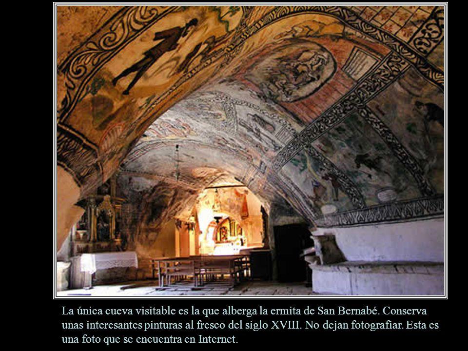 Ojo de Guareña. El complejo Kárstico de Ojo Guareña esta formado por 18 cuevas principales con más de 100 km. de desarrollo de los cuales 89 Km. se en
