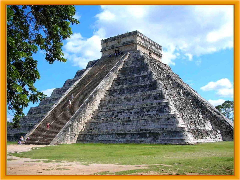 2 CHICHEN ITZÁ YUCATÁN - MEXICO