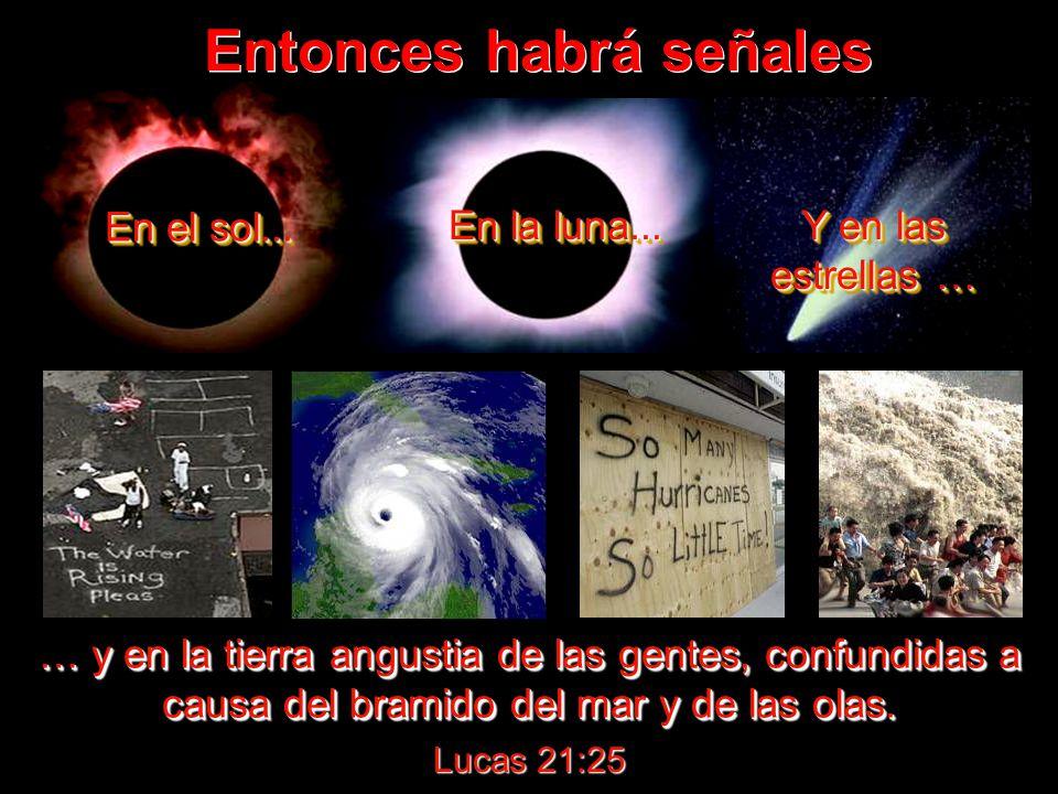 El profeta Isaías predijo terremotos para los últimos tiempos: «Temblarán los cimientos de la Tierra. En gran manera será la Tierra conmovida. Temblar