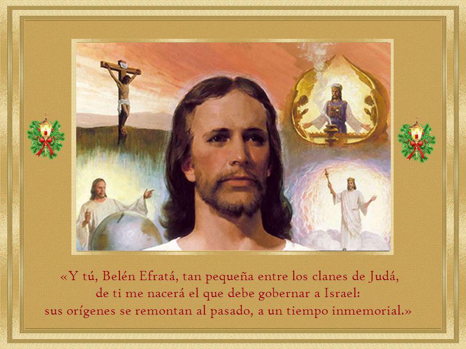 - El segundo se debe al cumplimiento de las profecías mesiánicas que anunciaban que el Mesías debía nacer en Belén, donde nació Jesús.