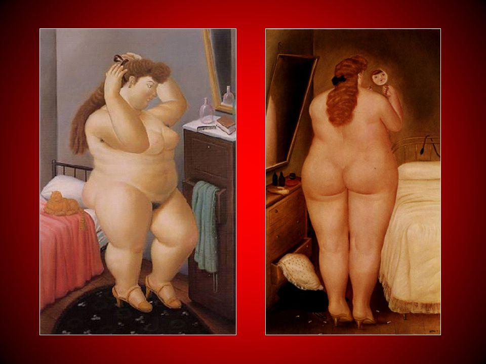 Los famosos desnudos de Botero no están necesariamente asociados a los prostíbulos. Son más bien un canto a la sensualidad. El artista muestra a travé
