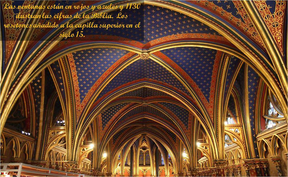 Los aspectos visuales más bellos de la capilla, y considerado el mejor de su tipo en el mundo, son sus 6.458 metros cuadrados de vidrieras de la capil