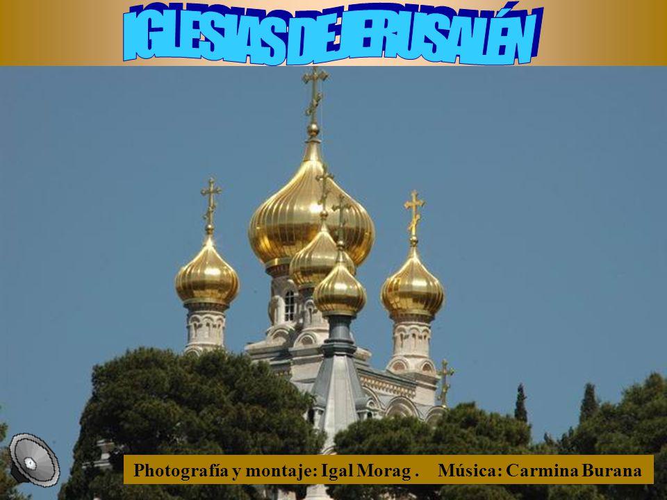 Photografía y montaje: Igal Morag. Música: Carmina Burana