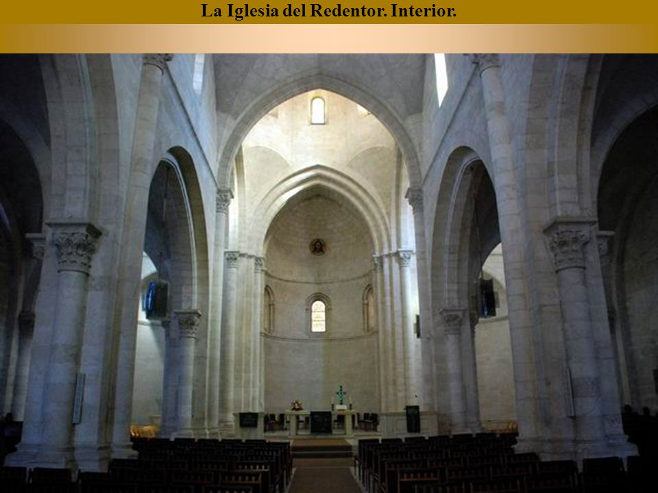 La Iglesia del Redentor