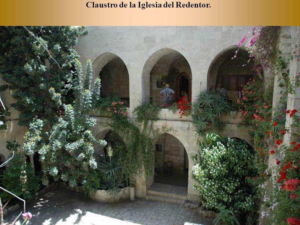 La Iglesia del Redentor. Interior.