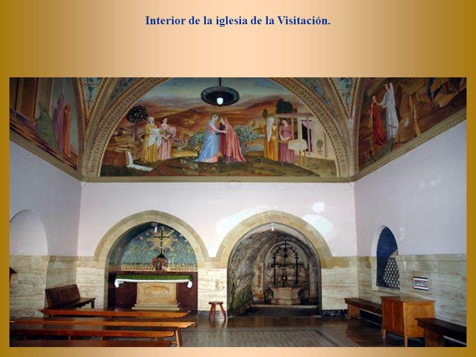 Iglesia de la Visitación.