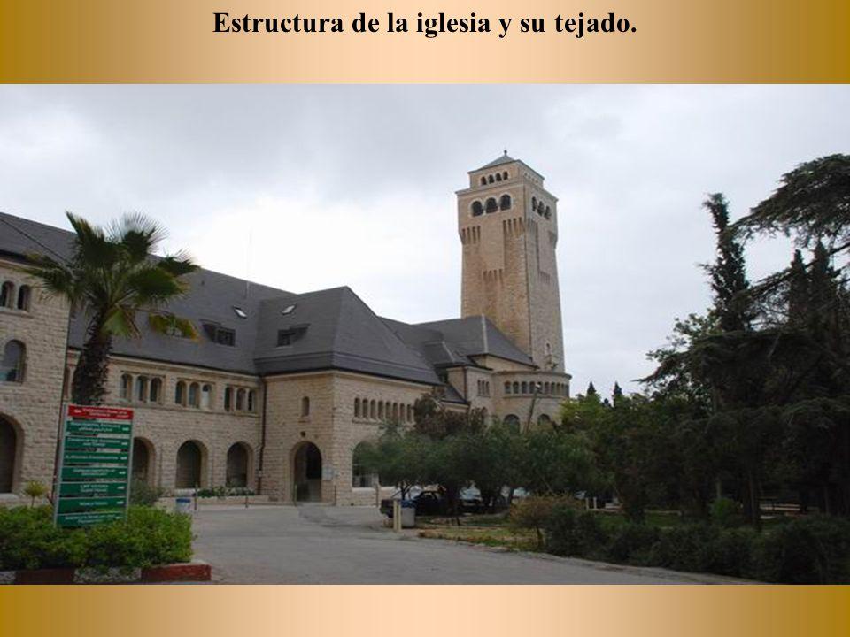 Iglesia de Santa Ana, la esposa de San Joaquín, madre de María.