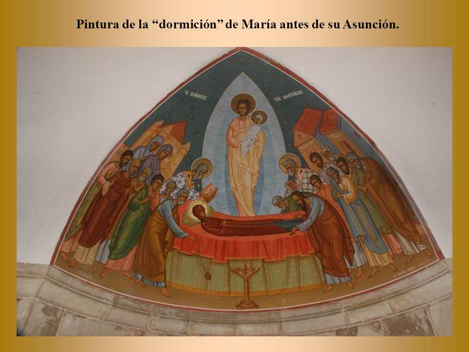 En la cima del monte Sión se encuentra la iglesia de la Dormición.