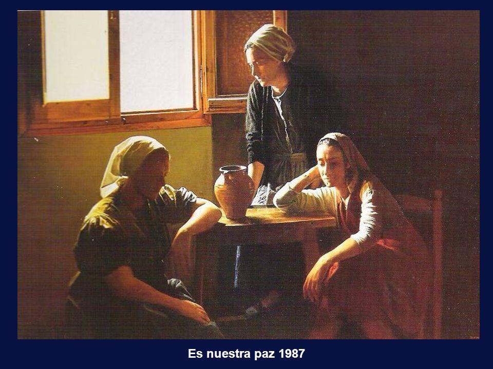Dialogo de Intimidad 1985