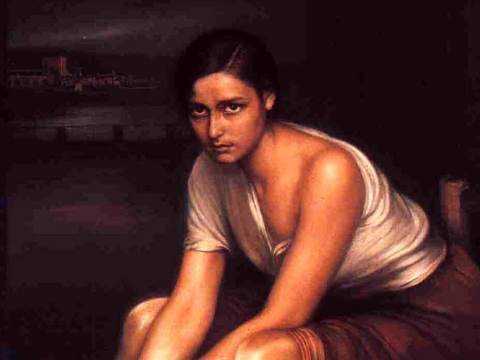 La chiquita piconera La triste historia de amor del pintor Julio romero de torres y su famosa modelo Rafael de León Canta Concha Piquer Música de Manu